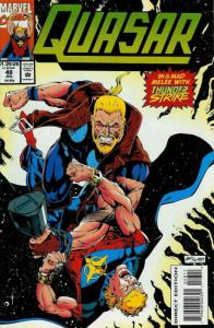 Quasar #48 VF/NM; Marvel | save on shipping - details inside
