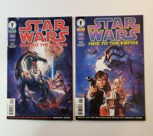 Star Wars Heir To the Empire #1-6 Complete Set 1ST Thrawn 1ST Mara Jade VF/NM