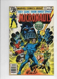 MICRONAUTS #1 2 3 4 5 6 7 8 9 10-57 + Annual #1-2, VF/NM, 1979, Microverse