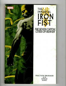 Immortal Iron Fist # 2 Seven Capital Cities of Heaven Marvel Comic Book TPB HR6