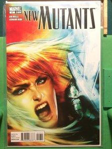 New Mutants #17 2008 series