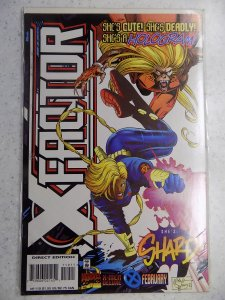 X-FACTOR # 119