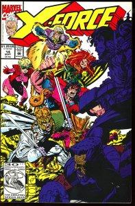 X-Force #14 (1992)