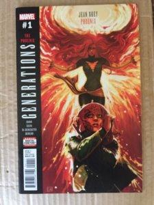 Generations: Phoenix & Jean Grey #1 (2017)