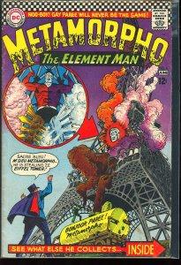Metamorpho #6 (1966)