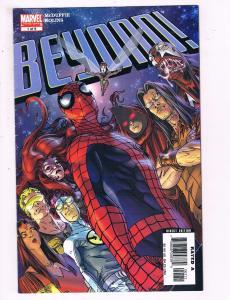 Beyond #1 VF Marvel Comics Limited Series Comic Book McDuffie 2006 DE14