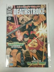 Deathstroke #28 DC Universe Comic NW98