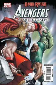 Avengers: The Initiative #22, NM + (Stock photo)
