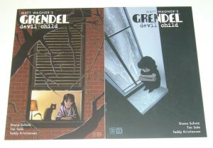Grendel: Devil Child #1-2 VF/NM complete series - tim sale - dark horse comics