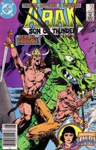 Arak Son of Thunder #47 (Newsstand) FN; DC   save on shipping - details inside