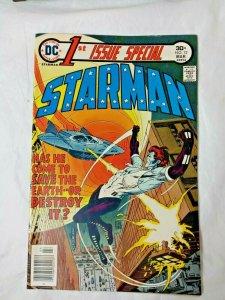 1st Issue Special #12 (1976) Origin & 1st APP of Starman; Kubert Cover FN+