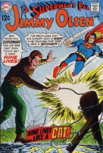 Superman's Pal Jimmy Olsen (1954 series) #119, VG+ (Stock photo)