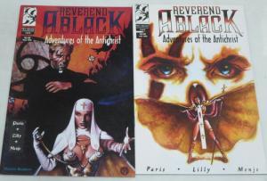 REVEREND ABLACK (1996 CREATIVE FORCE) 1-2 THE SET!
