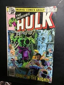 The Incredible Hulk #231 (1979) hi grade Doc Samson key! VF  Wow