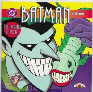 Batman  : The Laughing Fish storybook (Landoll's)