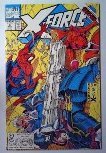 X-Force #4 (1991)