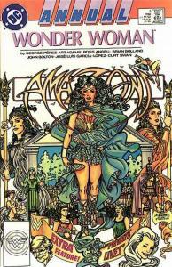 Wonder Woman (1987 series) Annual #1, VF+ (Stock photo)