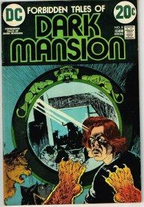 Forbidden Tales of Dark Mansion #8 (1972) - 6.0 FN *Kaluta Art*
