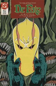 Doctor Fate (1st Series) #2 FN; DC | save on shipping - details inside