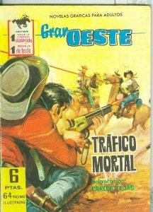 Gran Oeste numero 214: Trafico mortal