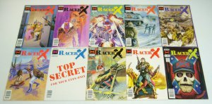 Racer X vol. 2 #1-10 VF/NM complete series all newsstand chuck dixon speed racer