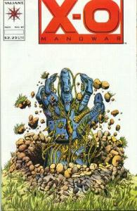 X-O Manowar (1992 series) #10, NM (Stock photo)