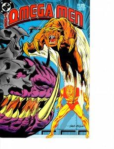 Omega Men (1983) #9 VF+ (8.5)