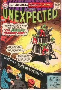 UNEXPECTED (TALES OF) 91 VG    November 1965 COMICS BOOK