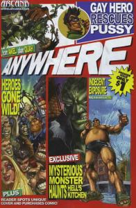 Anywhere #1 VF/NM; Arcana | save on shipping - details inside