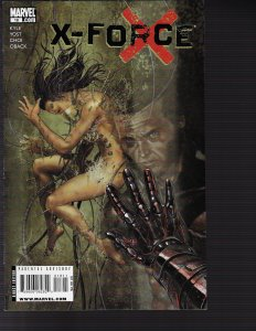 X-Force #18 (Marvel, 2009)
