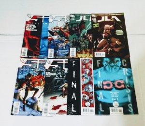 DC Comics Mixed Comic Book Lot of (8) CL#050