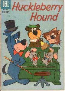 HUCKLEBERRY HOUND (1959-1970 DELL/GK) 8 GOOD COMICS BOOK