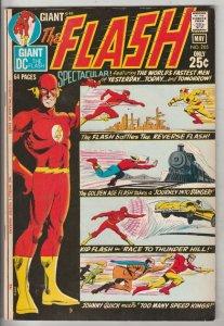Flash, The #205 (Apr-71) VF/NM High-Grade Flash