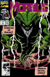 Morbius: The Living Vampire (1992 series) #5, NM (Stock photo)
