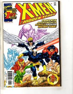 11 X-Men The Hidden Years Marvel Comic Books # 1 2 3 4 5 6 7 8 9 10 11 CR61