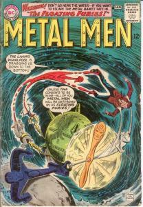 METAL MEN 11 GOOD January 1965 COMICS BOOK