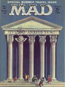 Mad (1952 series) #65, Good+ (Stock photo)