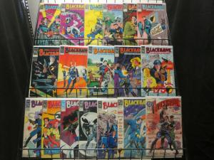 BLACKHAWK (1989) 1-16,ANN 1, SP 1 DC REVAMP!!