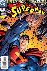 Superman (1987 series) #169, NM + (Stock photo)