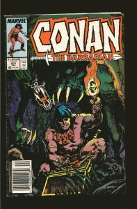 Marvel Comics Conan the Barbarian #201 December (1987)