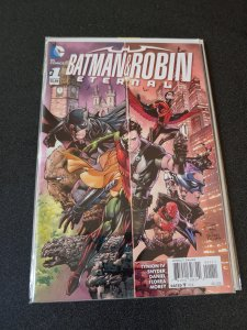 Batman & Robin Eternal #1 (2016)