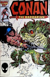 Conan the Barbarian #190 (1987)