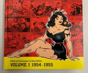 Al Capp's Li'l Abner The Frazetta Years (1954-55) Vol. 1 Hardcover