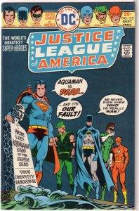 Justice League of America   vol. 1   #122 GD
