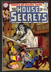 House of Secrets #82 (1969)