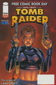 Tomb Raider: The Series FCBD #1 FN; Image | save on shipping - details inside