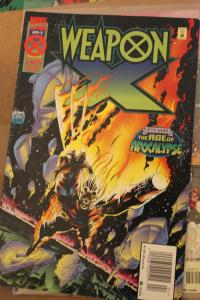Weapon X 2 VF-