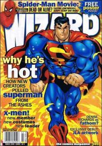 Wizard Magazine #102, NM + (Stock photo)