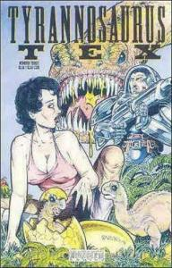 Tyrannosaurus Tex #3 VF/NM; Monster | save on shipping - details inside