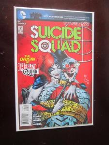 Suicide Squad (2011 4th Series) #7A - VF+ - 2012